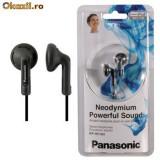 Casti in ear MP3-CD Panasonic RP-HV104, NOI