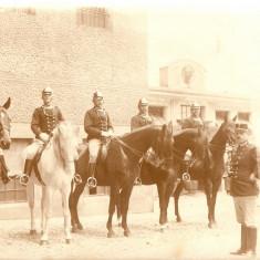 WW1 OFITERI CAVALERIE GERMANI CALARE, Germania, Necirculata, Printata