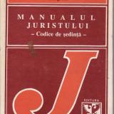Constantin Crisu - Manualul juristului.Codice de sedinta - 32797
