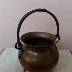 VAS DIN CUPRU - Metal/Fonta