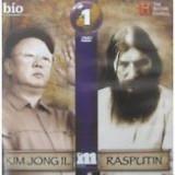 DVD Personaliatati care au marcat istoria lumii Kim Jong Il Rasputin