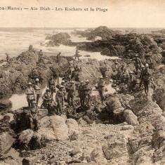 WW1 OFITERI SI SOLDATI ARMATA FRANCEZA MAROC AFRICA
