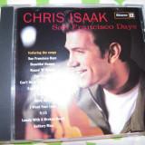 CD muzica original Chris Isaak (San Francisco Days) - 1993 Stare perfecta