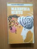 E1 Maiestria mintii - Valentin Radulescu