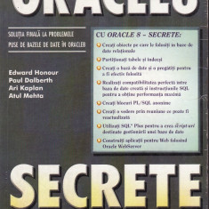 Edward Honour - Oracle8 – secrete - 33139 - Carte despre internet