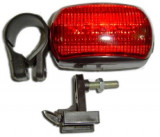 Stop - Licurici Spate Bicicleta (  5 LED )