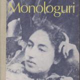 Alexandra Stanescu - Monologuri - 32399 - Roman, Anul publicarii: 1989