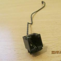 Mufa internet Sony Vaio PCG-5B1M - Cabluri si conectori laptop