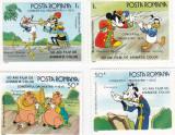 LP 1153 desene animate Walt Disney II serie scurta, MNH