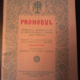 Prohodul - Carti bisericesti