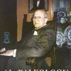 AL. Paleologu - Sfidarea memoriei - 33067 - Carte Monografie