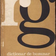 Mihail Isbasescu - Dictionar de buzunar roman-german - 32487 - DEX