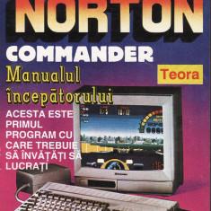 Miorita Ilie - Norton Commander.Manualul incepatorului - 33125 - Carte despre internet