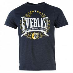 Tricou Everlast Navy - Tricou barbati Everlast, Marime: M, Culoare: Bleumarin