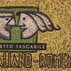 Libretto tascabile italiano-romeno.Ghid de conversatie - 32575 - DEX