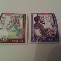 Malta 1981 serie MNH crucea rosie - Timbre straine, Nestampilat