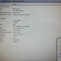 BATERIE ACER V3 V3-531 5742 5252 5250 ORIGINAL 85% VIATA AUTONOMIE PESTE 2, 5 ORE - Baterie laptop Acer, 6 celule, 4400 mAh