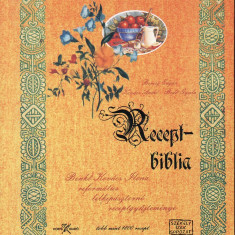 Berecz Edgar - Receptbiblia.Tobb mint 1800 recept - 33557 - Carte in maghiara