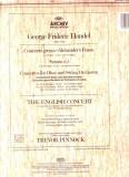 Vinil - Handel - 3 concerte de oboi