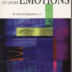 Gerard Charpentier - Les maladies et leurs emotions - 33301 - Carte in franceza