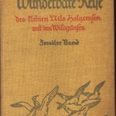 Selma Lagerlof - Wunderbare Reise des kleinen Nils Holgersson mit den Wildgansen - 33385 - Carte in germana