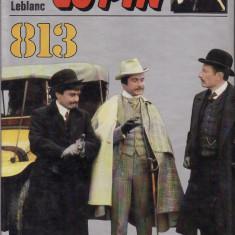 Maurice Leblanc - Arsene Lupin 813 - 33605 - Carte in franceza