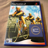Joc Le Tour de France, PS2, original, alte sute de jocuri!