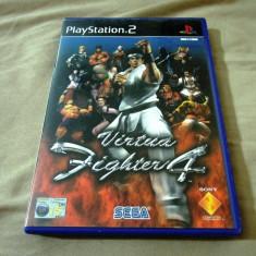Joc Virtua Fighter 4, PS2, original, alte sute de jocuri! - Jocuri PS2 Sony, Sporturi, 16+, Multiplayer