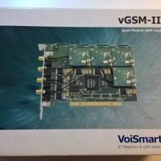 VoiSmart vGSM-II Quad GSM PCI card