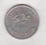Bnk mnd Croatia 2 kune 1993 , fauna, Europa
