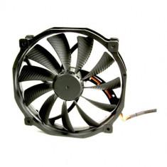Scythe Ventilator Scythe Glide Stream 140 mm, 800 rpm, Negru - Cooler PC