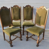 Set 4 scaune Renastere