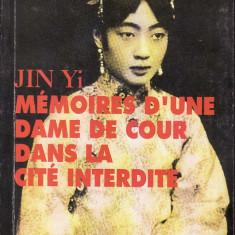 JIN Yi - Memoires d'une dame de cour dans la cite interdite - 33663 - Carte in franceza
