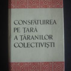 CONSFATUIREA PE TARA A TARANILOR COLECTIVISTI, 18-22 DECEMBRIE 1961