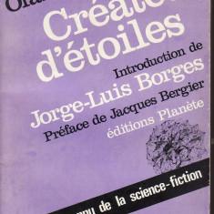 Olaf Stapledon - Createur d'etoiles - 33699 - Carte in franceza