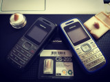 Sisteme Casca de Copiat/ microcasca JAPONEZA/ Sisteme Casti +Telefon Special!