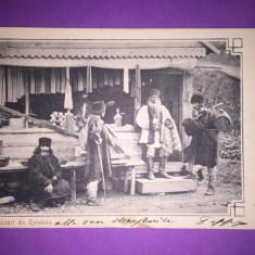 Dobrogea - Magazin - Carte Postala Dobrogea 1904-1918, Circulata, Fotografie