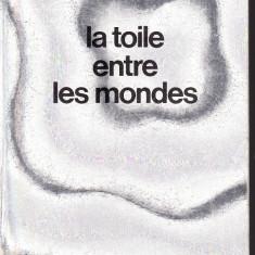Charles Sheffield - La toile entre les mondes - 33807 - Carte in franceza