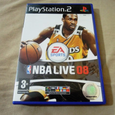 Joc NBA Live 08, PS2, original, alte sute de jocuri! - Jocuri PS2 Ea Sports, Sporturi, 3+, Multiplayer