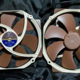 2 ventilatoare Noctua NF-A15 PWM