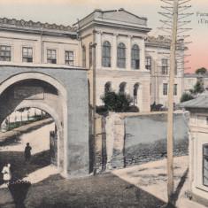 IASI, FACULTATEA DE MEDICINA, UNIVERSITATEA VECHE - Carte Postala Moldova 1904-1918, Stare: Necirculata, Tip: Printata