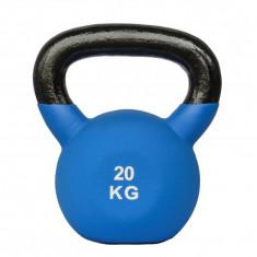 Gantera Kettlebell neopren 20kg Sportmann