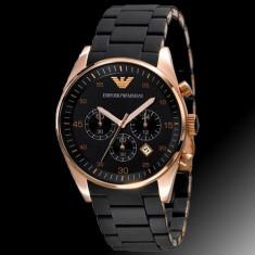 Ceas barbatesc Armani AR5905, Lux - sport, Quartz, Inox, Cronograf, Analog