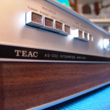 Amplificator = TEAC AS-200 = UnObtanium Hi-Fi GEM from TEAC-Treasure - UNIC!! - Amplificator audio