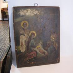 ICOANA NASTEREA DOMNULUI ISUS - Icoana pe lemn