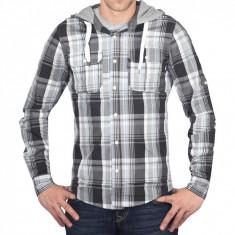 Camasa barbati Ecko Unlimited LS Fleece Hoodlum Shirt #1000000005400 - Marime: XS