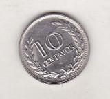 Bnk mnd Columbia 10 centavos 1974, America Centrala si de Sud