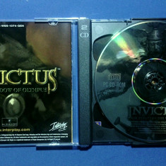 Invictus: In The Shadow Of Olympus - Jocuri PC Altele, Role playing, 12+, Multiplayer
