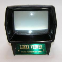 Diascop Lunax cu lentile sticla(1423) - Accesoriu Proiectie Aparate Foto