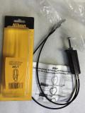 Vand Dublu cablu declansator NIKON AR-7 NOU NEFOLOSIT